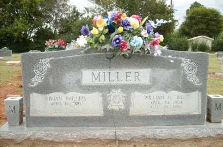 MILLER, WILLIAM H. - Logan County, Arkansas | WILLIAM H. MILLER - Arkansas Gravestone Photos