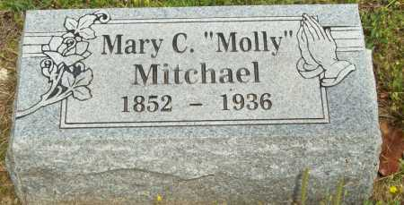 "MITCHAEL, MARY C. ""MOLLY"" - Logan County, Arkansas 