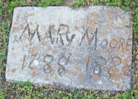 MOORE, MARY - Logan County, Arkansas | MARY MOORE - Arkansas Gravestone Photos