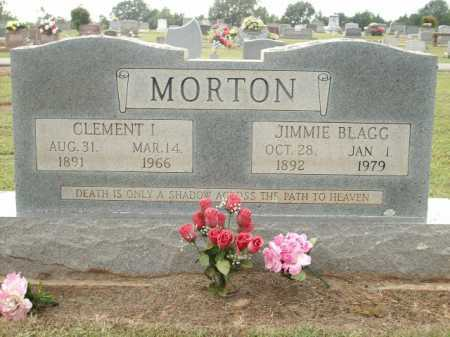 MORTON, JIMMIE - Logan County, Arkansas | JIMMIE MORTON - Arkansas Gravestone Photos