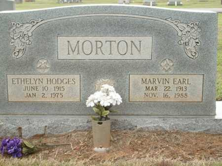MORTON, ETHELYN - Logan County, Arkansas | ETHELYN MORTON - Arkansas Gravestone Photos