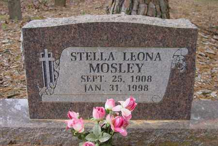 WHITECOTTON MOSLEY, STELLA LEONA - Logan County, Arkansas | STELLA LEONA WHITECOTTON MOSLEY - Arkansas Gravestone Photos