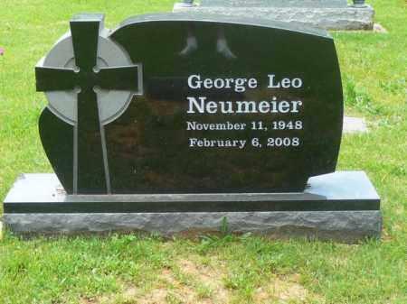 NEUMEIER, GEORGE - Logan County, Arkansas | GEORGE NEUMEIER - Arkansas Gravestone Photos