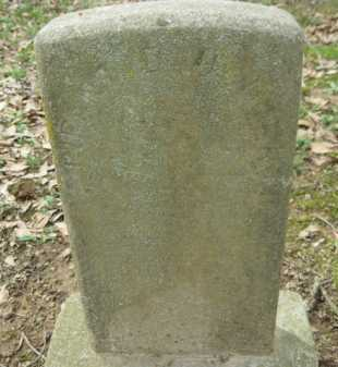 NIXON, INFANT DAUGHTER - Logan County, Arkansas | INFANT DAUGHTER NIXON - Arkansas Gravestone Photos
