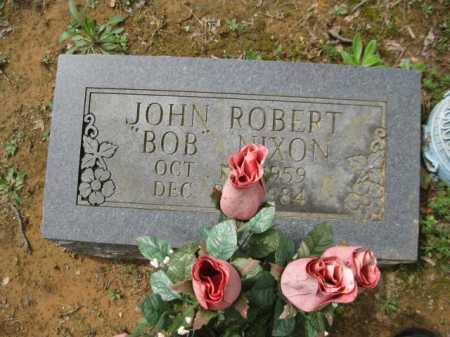 "NIXON, JOHN ROBERT ""BOB"" - Logan County, Arkansas 