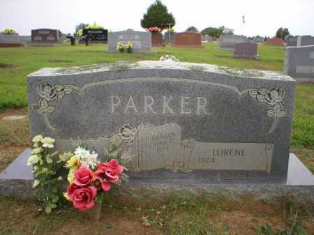 "PARKER   (VETERAN WWII), JAMES SILAS ""J S "" - Logan County, Arkansas 
