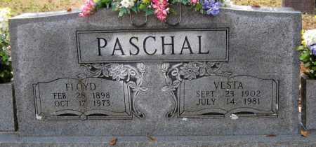 PASCHAL, FLOYD - Logan County, Arkansas | FLOYD PASCHAL - Arkansas Gravestone Photos