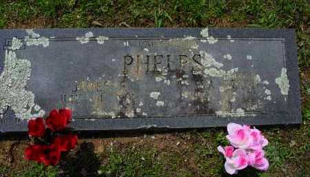 PHELPS, EVA - Logan County, Arkansas | EVA PHELPS - Arkansas Gravestone Photos