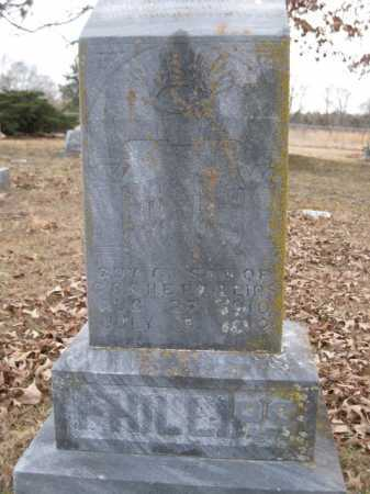 PHILLIPS, GUY C. - Logan County, Arkansas | GUY C. PHILLIPS - Arkansas Gravestone Photos