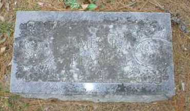 PLANK, JAMES R - Logan County, Arkansas | JAMES R PLANK - Arkansas Gravestone Photos