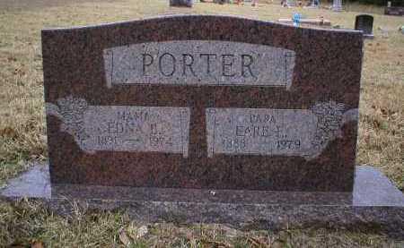 PORTER, E  E - Logan County, Arkansas | E  E PORTER - Arkansas Gravestone Photos