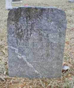 PORTER, IDUS - Logan County, Arkansas | IDUS PORTER - Arkansas Gravestone Photos