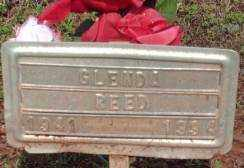 YARBER REED, GLENDA MAE - Logan County, Arkansas | GLENDA MAE YARBER REED - Arkansas Gravestone Photos