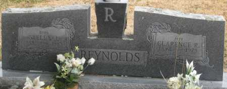 REYNOLDS, CLARENCE - Logan County, Arkansas | CLARENCE REYNOLDS - Arkansas Gravestone Photos
