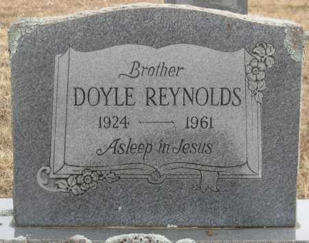 REYNOLDS, DOYLE - Logan County, Arkansas | DOYLE REYNOLDS - Arkansas Gravestone Photos
