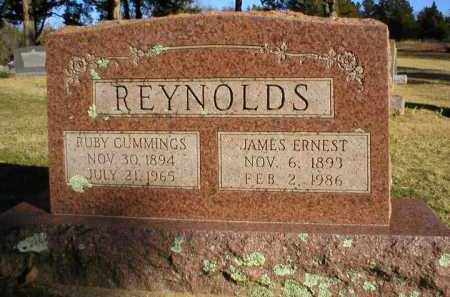REYNOLDS, RUBY - Logan County, Arkansas | RUBY REYNOLDS - Arkansas Gravestone Photos
