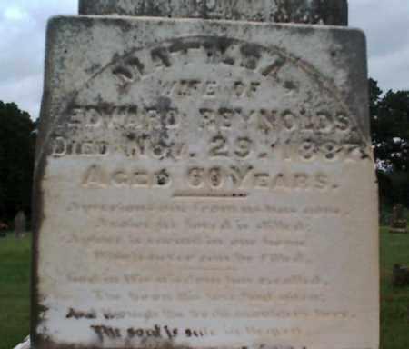 REYNOLDS, MATILDA - Logan County, Arkansas | MATILDA REYNOLDS - Arkansas Gravestone Photos