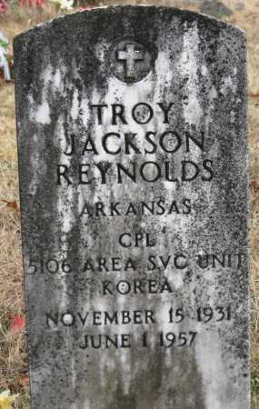 REYNOLDS (VETERAN KOR), TROY JACKSON - Logan County, Arkansas | TROY JACKSON REYNOLDS (VETERAN KOR) - Arkansas Gravestone Photos