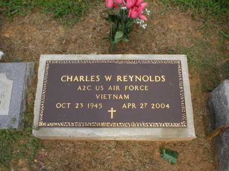 REYNOLDS (VETERAN VIET), CHARLES W - Logan County, Arkansas | CHARLES W REYNOLDS (VETERAN VIET) - Arkansas Gravestone Photos