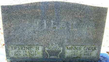 RILEY, MINNIE - Logan County, Arkansas | MINNIE RILEY - Arkansas Gravestone Photos