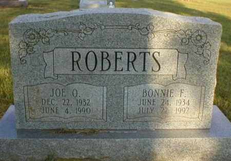 ROBERTS, JOE O - Logan County, Arkansas | JOE O ROBERTS - Arkansas Gravestone Photos