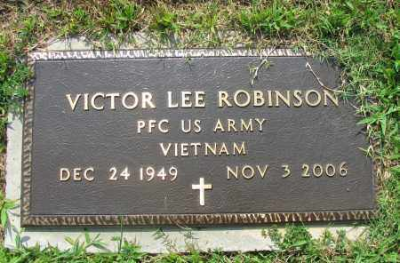 ROBINSON (VETERAN VIET), VICTOR LEE - Logan County, Arkansas | VICTOR LEE ROBINSON (VETERAN VIET) - Arkansas Gravestone Photos