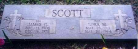 SCOTT, LORA MALINDA - Logan County, Arkansas | LORA MALINDA SCOTT - Arkansas Gravestone Photos