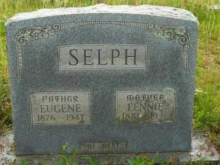 SELPH, LENNIE - Logan County, Arkansas | LENNIE SELPH - Arkansas Gravestone Photos