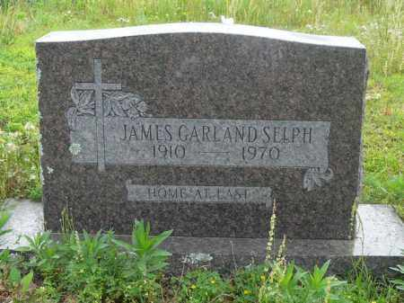 SELPH, JAMES - Logan County, Arkansas | JAMES SELPH - Arkansas Gravestone Photos