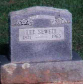 SEWELL, LEE - Logan County, Arkansas | LEE SEWELL - Arkansas Gravestone Photos