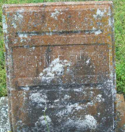 SHARP, NANNIE - Logan County, Arkansas | NANNIE SHARP - Arkansas Gravestone Photos