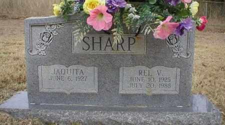 SHARP, REL V. - Logan County, Arkansas | REL V. SHARP - Arkansas Gravestone Photos