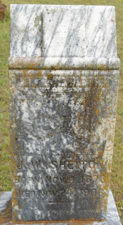 SHELTON, J.W. - Logan County, Arkansas | J.W. SHELTON - Arkansas Gravestone Photos