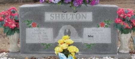 SHELTON, SR, MELVIN JOSEPH . - Logan County, Arkansas | MELVIN JOSEPH . SHELTON, SR - Arkansas Gravestone Photos