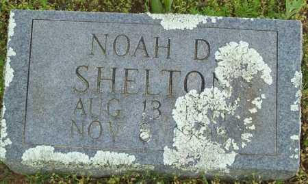 SHELTON, NOAH D. - Logan County, Arkansas | NOAH D. SHELTON - Arkansas Gravestone Photos