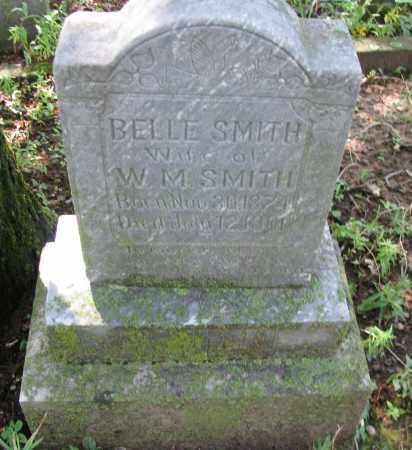 SMITH, BELLE - Logan County, Arkansas | BELLE SMITH - Arkansas Gravestone Photos