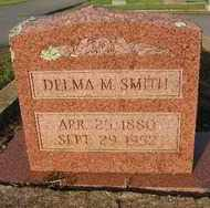WOODLIFF SMITH, DELMA M - Logan County, Arkansas | DELMA M WOODLIFF SMITH - Arkansas Gravestone Photos