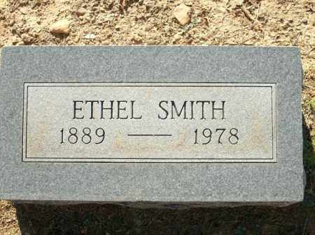 SMITH, ETHEL - Logan County, Arkansas | ETHEL SMITH - Arkansas Gravestone Photos