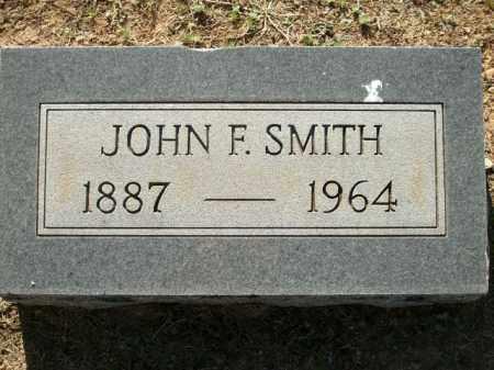 SMITH, JOHN F. - Logan County, Arkansas | JOHN F. SMITH - Arkansas Gravestone Photos