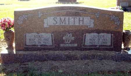 SMITH, JOYCE - Logan County, Arkansas | JOYCE SMITH - Arkansas Gravestone Photos