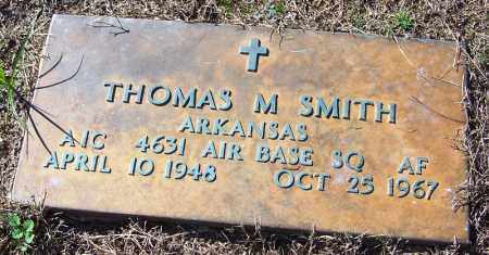 SMITH (VETERAN), THOMAS M - Logan County, Arkansas | THOMAS M SMITH (VETERAN) - Arkansas Gravestone Photos
