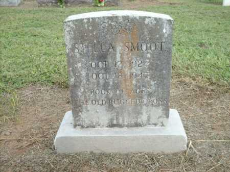 SMOOT, STELLA - Logan County, Arkansas | STELLA SMOOT - Arkansas Gravestone Photos