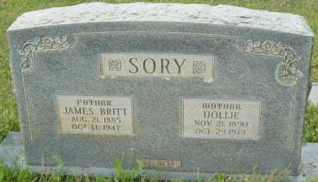 SORY, JAMES BRITT - Logan County, Arkansas | JAMES BRITT SORY - Arkansas Gravestone Photos