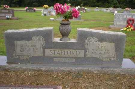 STAFFORD, FLOYD - Logan County, Arkansas | FLOYD STAFFORD - Arkansas Gravestone Photos