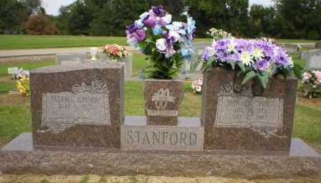 "STANFORD, DONALD ""POP"" - Logan County, Arkansas 