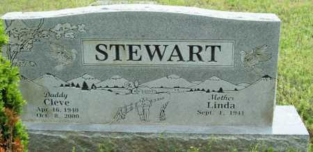STEWART, CLEVE - Logan County, Arkansas | CLEVE STEWART - Arkansas Gravestone Photos