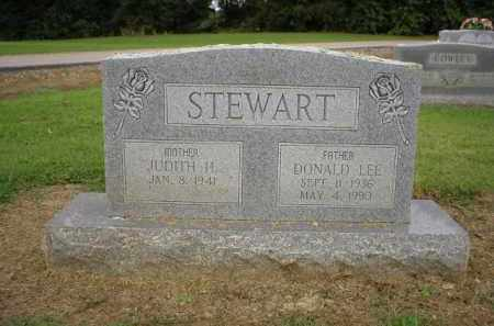 STEWART, DONALD - Logan County, Arkansas | DONALD STEWART - Arkansas Gravestone Photos