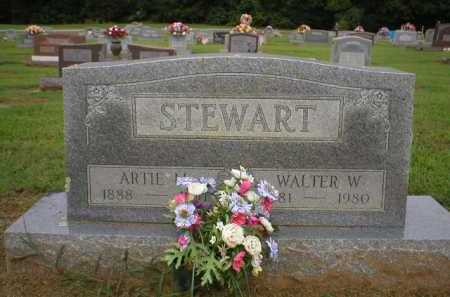 STEWART, ARTIE MAE - Logan County, Arkansas | ARTIE MAE STEWART - Arkansas Gravestone Photos