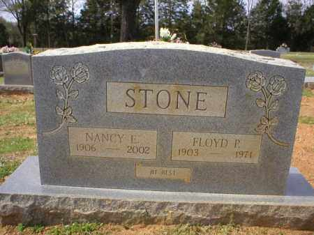 STONE, NANCY E. - Logan County, Arkansas | NANCY E. STONE - Arkansas Gravestone Photos