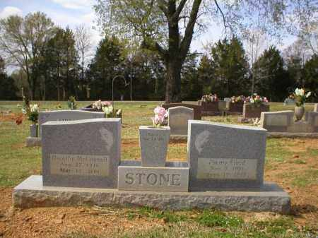 MCCONNELL STONE, DOROTHY - Logan County, Arkansas | DOROTHY MCCONNELL STONE - Arkansas Gravestone Photos